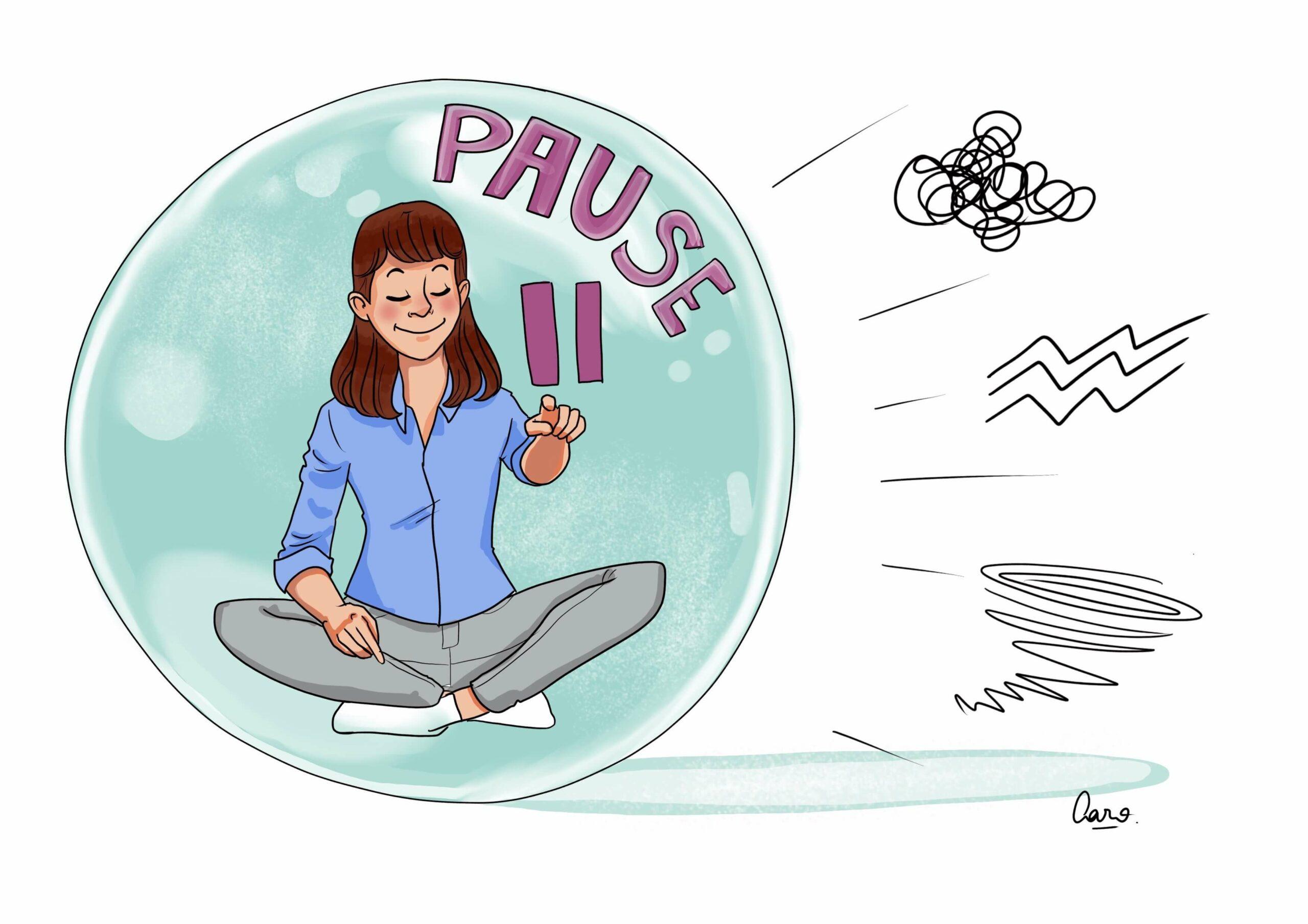L'Art de la Pause